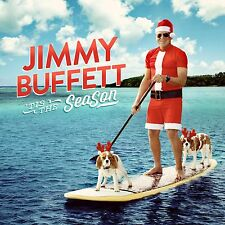 JIMMY BUFFETT - TIS THE SEASON (xmas) - CD - Sealed