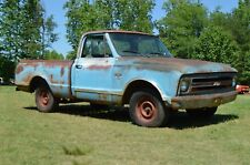 1967 Chevrolet C-10 SHORT BED