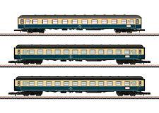 "Märklin 87211 Escala Z Conjunto de Coches Pasajeros"" Vagón Compartimentos ""De DB"