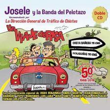 JOSELE Y LA BANDA DEL PELOTAZO - UN VIAJE DE RISA - 2CDS [CD]