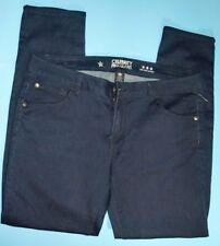 Celebrity-Pink-Womens-Jeans-Dark Blue-Low Rise Skinny Size15S-Stretch