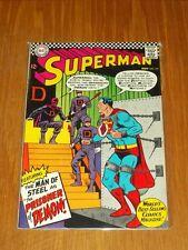 SUPERMAN #191 FN- (5.5) DC COMICS NOVEMBER 1966