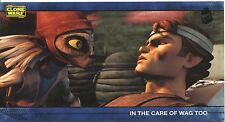 Star Wars Clone Wars Widevision Silver Stamped Parallel Base Card [500] #47