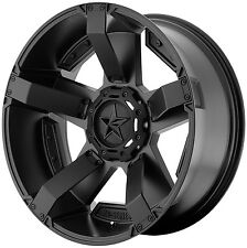 "20"" XD Series ROCKSTAR II Wheel SET MB  20X12 XD811 20INCH RIMS"