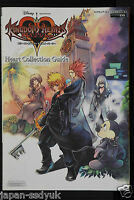 "JAPAN Kingdom Hearts 358/2 Days ""Hearts Collection Guide"""