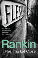 Fleshmarket Close, By Ian Rankin,in Used but Acceptable condition