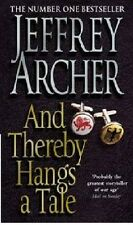 JEFFREY ARCHER ___ AND THEREBY HANGS A TALE ____ BRAND NEW A FORMAT___ FREEPOST