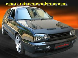 BONNET BRA fit VW Golf MK3 mk III STONEGUARD PROTECTOR