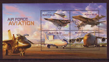 AUSTRALIA 2011 SPECIAL OFFER AIR FORCE AVIATION MINIATURE SHEET CTO