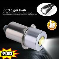3W 6-24V P13.5S LED Flashlight Replacements Bulb Torch Emergency Work Ligthting