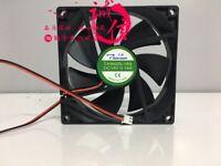 2PCS Original Tianxuan Cooling Fan TX9025L18S DC 18V 0.14A 90*90*25mm 2wire fan