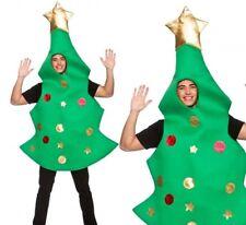 Noël Arbre Déguisement Homme Nouveauté Noël Costume Déguisement Taille Unique