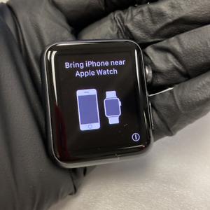 Apple Watch 0S-42 - 8GB - Gray (Wifi) (Read Description) ED1211