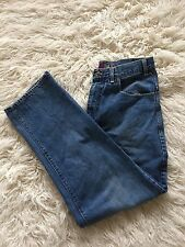 Mens Shady Limited Ltd Eminem Slim Shady Baggy Relaxed Fit Hip Hop Jeans - 33x31