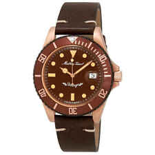 Mathey-Tissot Rolly Vintage Bronze Automatic Brown Dial Men's Watch H901BZM