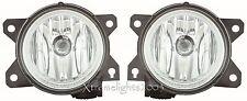 fits HONDA CIVIC SEDAN 2016 FOG LIGHTS DRIVING BUMPER LAMPS LEFT RIGHT PAIR