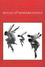 Ballet and Modern Dance: A Concise History by Anderson, Free Shipping!