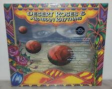 CD DESERT ROSES & ARABIAN RHYTHMS - NUOVO NEW