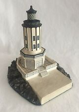 "Danbury Mint Lighthouse 5"" Los Angeles Harbor"