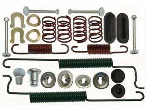 For 2012-2016 Chevrolet Sonic Drum Brake Hardware Kit Rear Raybestos 99142CG
