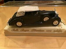AGE D'OR  SOLIDO ROLLS ROYCE PHANTOM NO. 4046  (PREOWNED)
