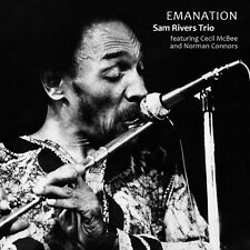 Sam Rivers / Cecil McBee / Norman Connors -EMANATION- Archive Series VOL.1-CD