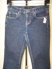 Calvin Klein Jeans Blue Flare Leg Classic Five Pocket Denim Womens Size 0 XS