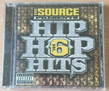 The Source - Hip Hop Hits Vol 6 - RARE DEF JAM CD 18 tracks 2002 - FREE UK POST