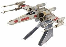 Star Wars a Hope X-wing Fighter Red 5 Hot Wheels Elite