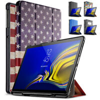 Samsung Galaxy Tab S4 10.5 SM-T830 T835 Tablet Case Magnetic Smart Folio Cover