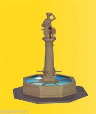 Viessmann 1351 Brunnen am Marktplatz mit LED Beleuchtung Funktionsmodell, H0