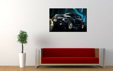 "NISSAN JUKE PRINT WALL POSTER PICTURE 33.1""x20.7"""