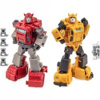 NewAge NA H25 Herbie Bumblebee & NA H26 Vanishing Point Cliffjumper 2 IN ONE SET