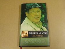 BOEK / A.C. BAANTJER - DE COCK EN DE MOORD OP DE BLOEDBERG