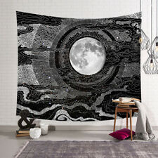 "Tapestry Wall Hanging Polyester The Earth Blanket Home Décor 38x29"" MA"