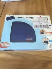 Bissell Carpet Mate Cleaner - Blue Portable Sweeper Brand New - All Floors