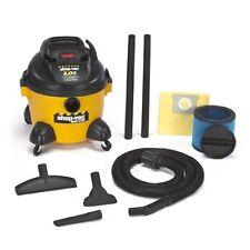 Shop-Vac 9650610 Compact Vacuum Cleaner - 3HP Motor - 6gal - Yellow, Black