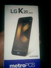 Brand New Opened Box UNLOCKED LG K20 Plus 32GB GSM 4G LTE Nougat 7.0 13MP MP260