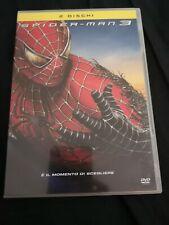 SPIDER-MAN 3 (2007) 2 DVD - Sam raimi, Tobey Maguire