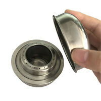 Outdoor Travel Camping Alcohol Stove Spirit Burner Fire Cap Cover