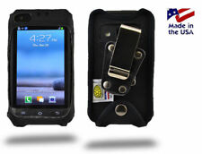 Turtleback Samsung Rugby Pro i547 Fitted Nylon Phone Case with Metal Belt Clip