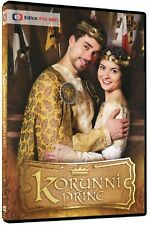 Korunni princ / Crown Prince 2015 Czech Tv.Fairy tale DVD English subt.