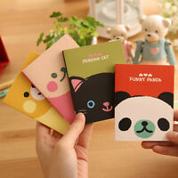 One Animal Cute Sticker Bookmark Point It Marker Memo Flags Sticky Notes  TEUS
