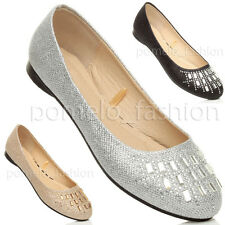 Unbranded Synthetic Evening Ballerinas for Women