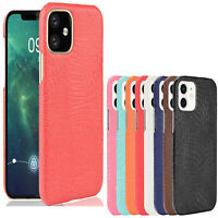 Leder Case Hülle für iPhone 12 Mini Pro Max Schutzhülle Tasche Cover Shell Skin