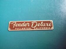 Tweed Deluxe Badge 2nds