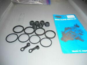 NOS Honda CB750F CB900F CBX 2 Set's K&L Front Brake Caliper Rebuild Kit 32-1153