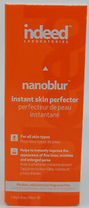Nanoblur 30ml Instant Skin Perfector New in Box with New Packaging