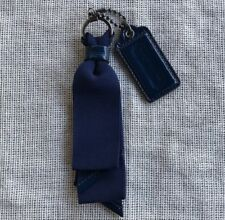 Coach Hang tags large with Ribbon Blue Hard to find
