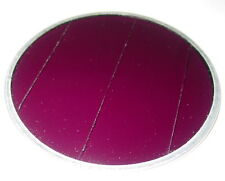 """Vintage Swivelier Pink Sectional Color Lens Theater Spotlight 999-5 Round 4.5"""""""